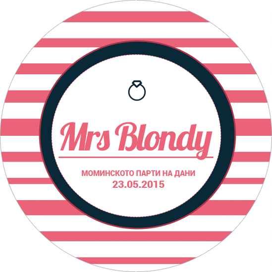 Mrs Blondy