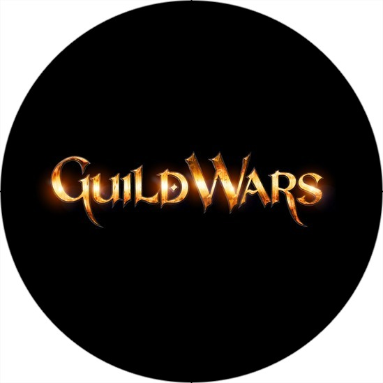 Guild Wars #9 Logo