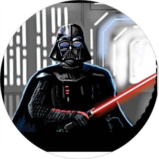 Star Wars Dart Vader 023