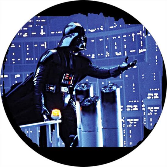 Star Wars Dart Vader 027