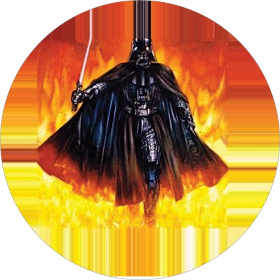Star Wars Dart Vader 032