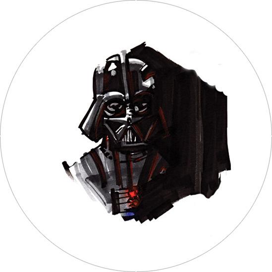 Star Wars Dart Vader 034