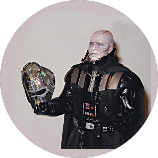 Star Wars Dart Vader 039