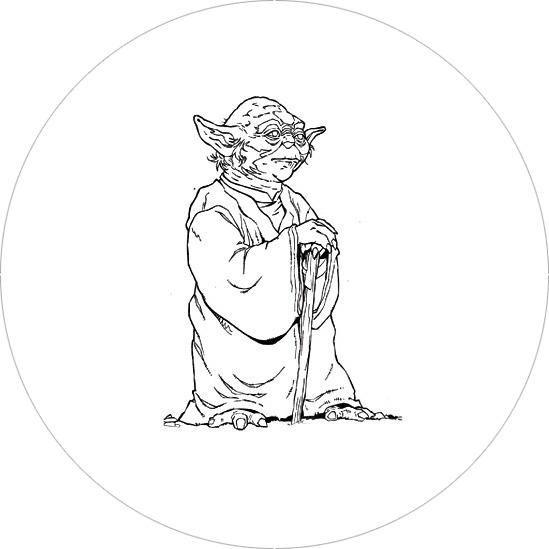 Star Wars yoda 004