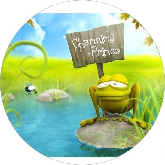 Frog'n'Prince