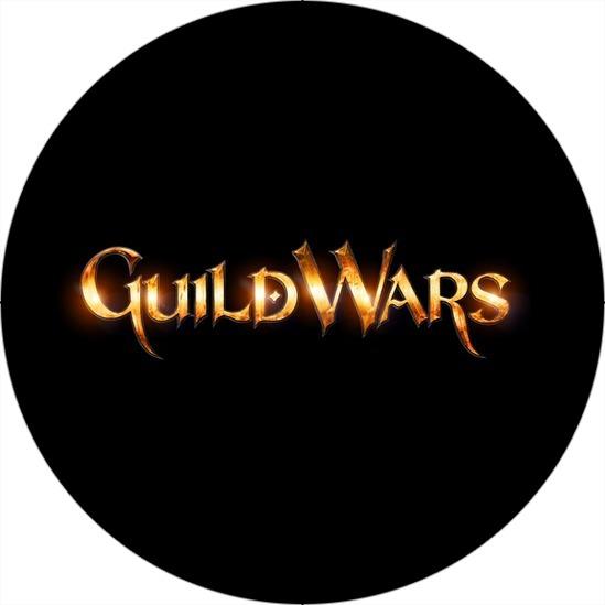 Guild Wars #9 Logo