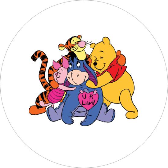 Pooh the Bear 002