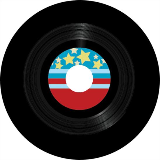 Gramophone record 007